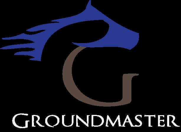 groundmaster equine logo